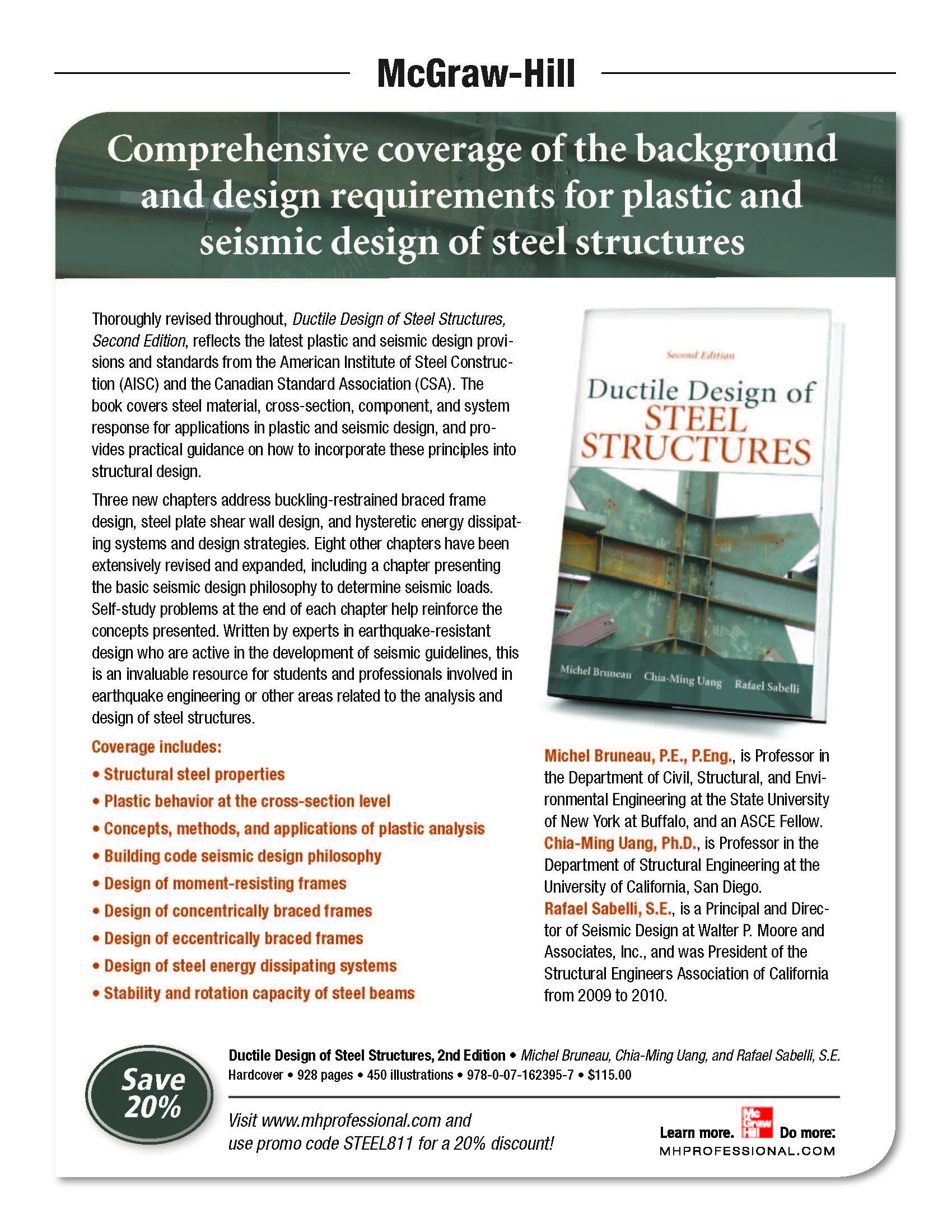 Ductile Design Of Steel Structures Pdf